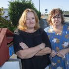 Melissa Mackay and neighbour Karen Coleman, of Rolleston, had a change of address without being...