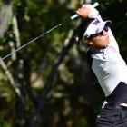 New Zealand's Lydia Ko tried to mount a charge, stringing together four straight birdies over Nos...