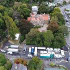 Filming of The Royal Treatment has been carried out at Olveston Historic Home in Dunedin this...