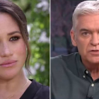 Former Kiwi television star Phillip Schofield has suggested Prince Harry and Meghan Markle should...