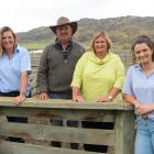 The Sanders family is proud of Mt Campbell Station, near Alexandra, and believe in working...