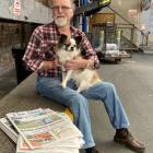 Long-standing Star delivery contractor Dave Small and canine companion Millie will not be...