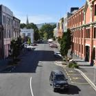 Parking rules have been adapted for the needs of Dunedin heritage developers. PHOTO: GREGOR...