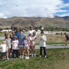 Among Wanaka skateboard club members, families and friends at a fundraiser for the family who...