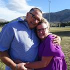 Wanaka couple Roy Rose and Leanne Taylor-Rose reflect on their Covid-19 experience. PHOTO: KERRIE...