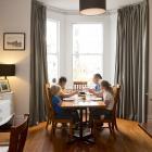 David and Jacqueline Burt with their children Celeste (10) and Arwen (6)  at Bracken.PHOTOS:...