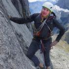 Conor Smith. Photo: New Zealand Alpine Team