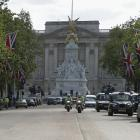 Looking down the The Mall towards Buckingham Palace. Photo: Getty Images (file)