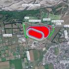 A map accompanying the Taggart Earthmoving application shows the proposed area to be quarried in...