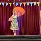 Sharvelle Mackay on stage. Photo: Tony McKay Studios