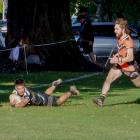 Hornby Panthers captain Sincere Harraway has scored a hat-trick in the opening round rounds on...