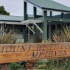 Mount Hutt College. Photo: supplied