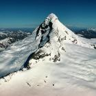 The remains were found by trampers on the ''toe end'' of Bonar Glacier on Mt Aspiring on March 19...