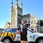 Otago Nuggets coach Brent Matehaere reflects on the season ahead at the Otago Boys' High School...