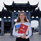 Meat Industry Association scholarship recipient Joelle Gatenby, of Dunedin, dreams of using her...