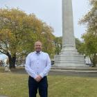 Dunedin Returned and Services Association Anzac Day services convener Lieutenant-commander ...