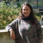 Otago University Students' Association president Michaela Waite-Harvey. PHOTO: JESSICA WILSON