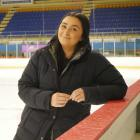 Dunedin Ice Skating Club coach Megan Kliegl. PHOTO: JESSICA WILSON