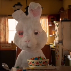 Taika Waititi voices Ralph the rabbit who works as a tester for cosmetics. Photo: The Humane...