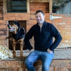 Lawrence farmer Mark Patterson is the new president of Federated Farmers Otago. PHOTO: FRANCINE...