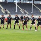 The Crusaders will start as favourite for tonight's final in Christchurch. They are playing at...
