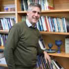University of Otago lecturer in chaplaincy the Very Rev Dr Graham Redding. PHOTO: GREGOR...