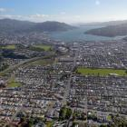 Ninety percent of respondents were more satisfied with their quality of life in Dunedin than...