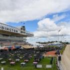 Addington Raceway. Photo: Getty Images