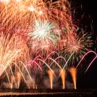 The public fireworks display at New Brighton Pier will be on Saturday, July 10, at 7pm. Photo: File