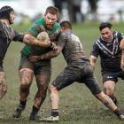 Linwood Keas stalwart Alex Todd is looking forward to another tussle with Canterbury Rugby League...