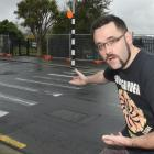 Jeremy Callander is concerned about the number of dangerous drivers around schools in Maori Hill....