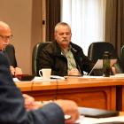 The committee was chaired by Environment Southland councillor Neville Cook (back to camera) and...