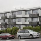 The Dunedin City Council's Palmyra flats in Melville St are being refurbished. Photo: Gerard O'Brien