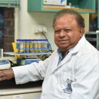 Prof George Dias, of the University of Otago anatomy department. Photo: Gregor Richardson
