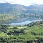 A view of the Lake Hayes catchment area. Photo: Supplied