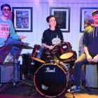 Members of the ''Save Dunedin Live Music'' group (from left) Person Will, Fairleigh Evelyn...