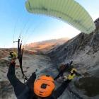 Speed flying is an advanced form of paragliding where a small, high performance wing is used to...