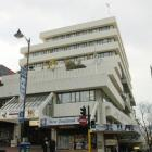 The Civic Centre seen from the Octagon. Photo ODT files