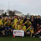 Cashmere Technical are the New World men's premiership 2021 champions. Photo: Mainland Football /...