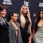 From left: Kris Jenner, Kourtney Kardashian, Khloe Kardashian and Kim Kardashian. Photo: Reuters