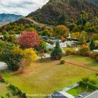 The auction for the 1010sqm site on Caernarvon Street, in Arrowtown, Queenstown Lakes, attracted...