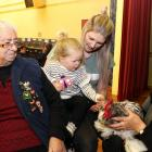 Breeding birds brings families together and at the Milton Poultry and Cage Bird Club's 75th...