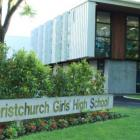 More than a quarter of Christchurch Girls' High School students say they've been sexually...