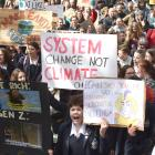 """If climate change is an emergency, it is a """"long emergency"""". PHOTO: ODT FILES"""