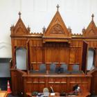 The trial at the Dunedin District Court had been due to start on Wednesday afternoon. Photo: ODt...