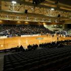 The Otago Gold Rush will play at the Edgar Centre before the Otago Nuggets on Saturday. Photo:...