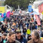 Just over 130,000 people attended this year's Fieldays at Mystery Creek. PHOTO: SUPPLIED