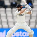 Kane Williamson in action during the final day of the World Test Championship. PHOTO: Getty Images
