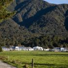 The Gloriavale Christian community on the West Coast. Photo: NZ Herald