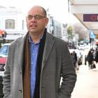 Retail New Zealand chief executive Greg Harford says changes to George St need to be manageable....